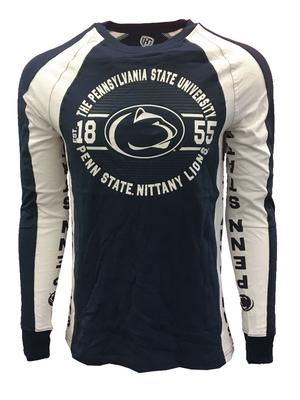 G-III Apparel - Penn State Men's Switch Hitter Long Sleeve