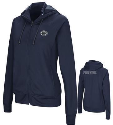 Colosseum - Penn State Women's Medley Full-Zip Hood
