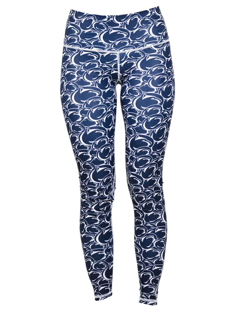 Penn State Youth Stacked Logo Leggings Kids Gt Youth Gt Pants