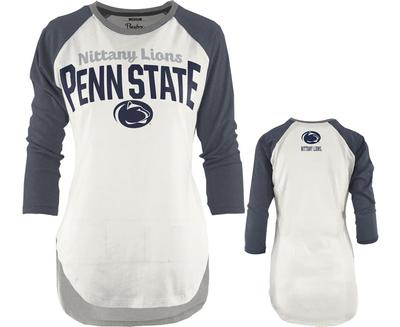 Press Box - Penn State Women's Quin 3/4 Long Sleeve