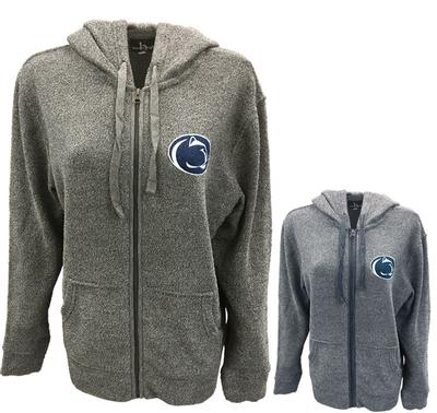 Boxercraft - Penn State Women's Cozy Zip Up Hood
