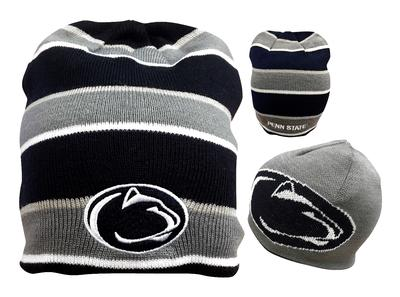 Top of The World - Penn State Knit Disguise II Reversible Hat