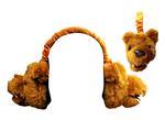 Penn State Nittany Lion Ear Muffs TAN