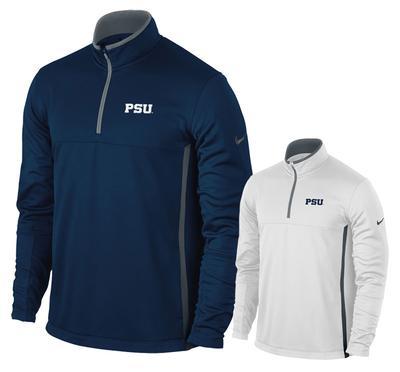 NIKE - Penn State Nike Men's Therma-Fit PSU Quarter Zip
