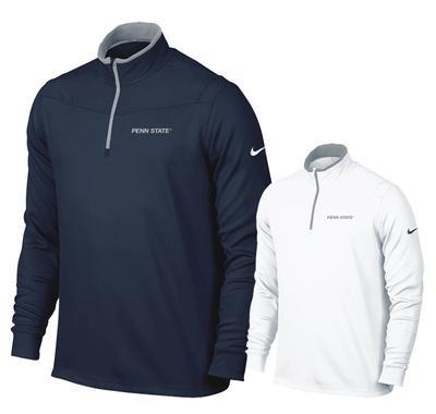 NIKE - Penn State Nike Men's Dri-Fit Quarter Zip