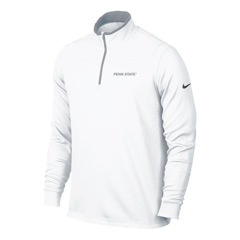 2e612f757641 ... Penn State Nike Men s Dri-Fit Quarter Zip WHITE ...