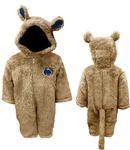 Penn State Infant Lion Suit TAN