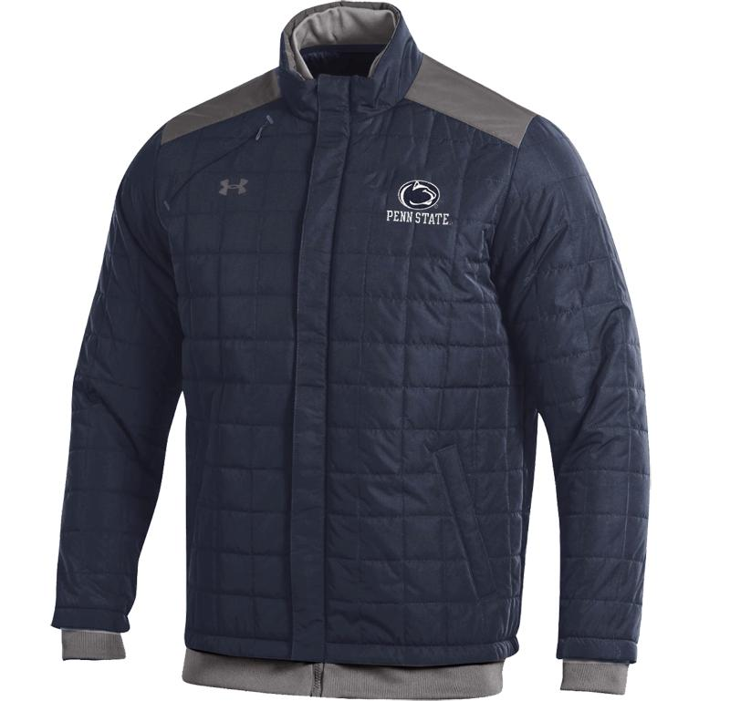Penn State Under Armour Men's Puffer Jacket | Mens