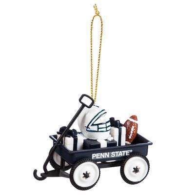 Team Sports America - Penn State Team Wagon Ornament