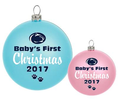 R.F.S.J. Inc. - Penn State 2017 Baby's First Christmas Ornament