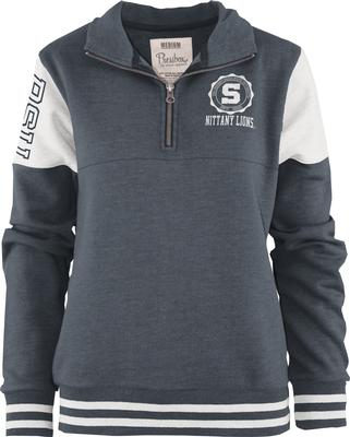 Press Box - Penn State Women's Cecilia Quarter Zip