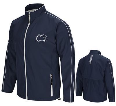 Colosseum - Penn State Men's Barrier Full-Zip Jacket