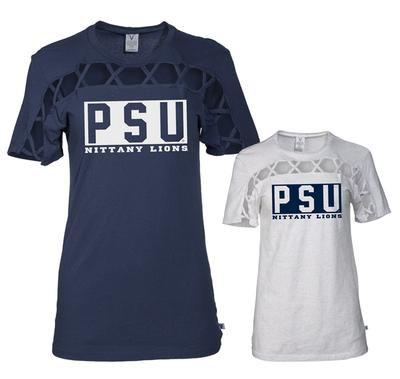 Venley - Penn State Women's Avalon Criss Cross T-Shirt