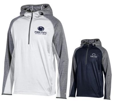 Champion - Penn State Men's Champion Quarter Zip Convergence Hood