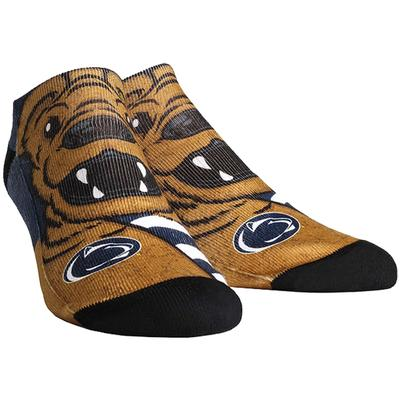 Rock Em - Penn State Youth Low Cut Mascot Socks
