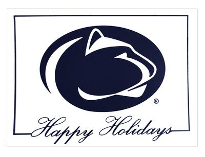 Fanatic Cards - Penn State 10 Pack Holiday Logo Note Cards