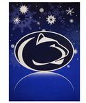 Penn State 10 Pack Snowflake Note Cards