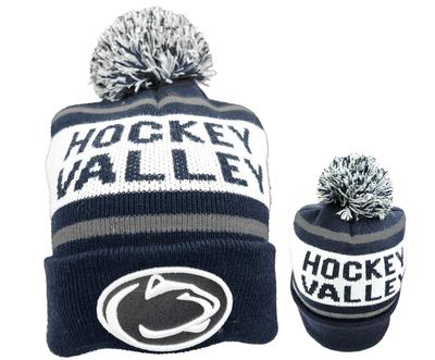 Legacy - Penn State Adult Hockey Valley Knit Hat