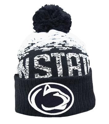 New Era Caps - Penn State Adult Sport Flect Knit Hat