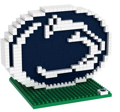 Forever Collectibles - Penn State 3D Logo BRXLZ