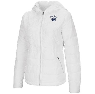 Colosseum - Penn State Women's As You Wish Puffer Jacket