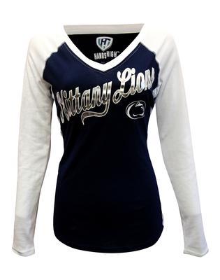 G-III Apparel - Penn State Women's Long Sleeve Stadium