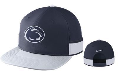 8560199108e Penn State Nike NK Pro Breakaway Hat Item   35356HATNKPROBR