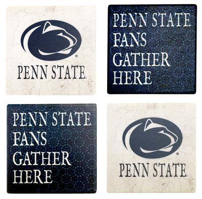 Legacy - Penn State Thirsty Gather Coaster Set