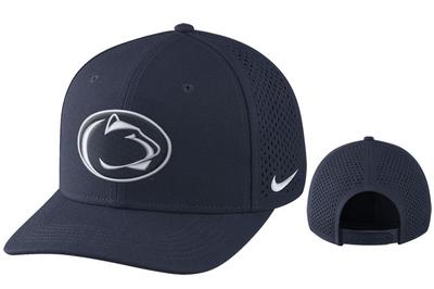 NIKE - Penn State Nike Aero Bill C99 Perf Hat