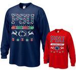 Penn State PSU Holiday Long Sleeve