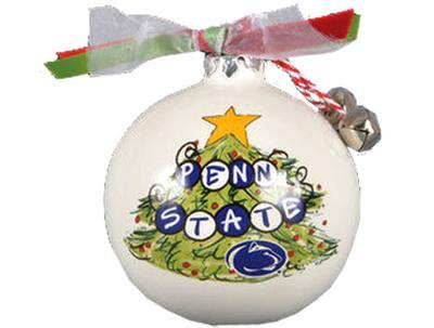 Magnolia Lane - Penn State Xmas Tree Ornament