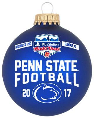 R.F.S.J. Inc. - Penn State Football Fiesta Bowl 2017 Oranament
