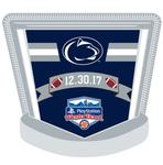 Penn State Football Fiesta Bowl 2017 Lapel Pin N/W