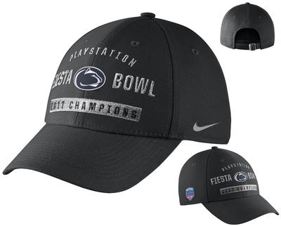 NIKE - Penn State Official 2017 PlayStation Fiesta Bowl Champions Adult Hat