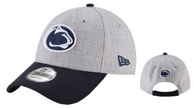 New Era Caps - Penn State Adult The League Heather Hat