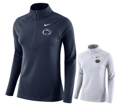 NIKE - Penn State Nike Women's NK Core Quarter Zip