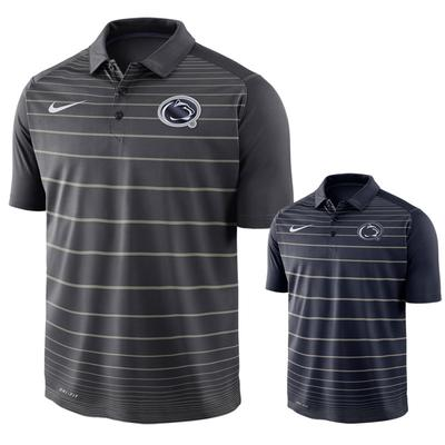 NIKE - Penn State Nike Men's Stripe Polo