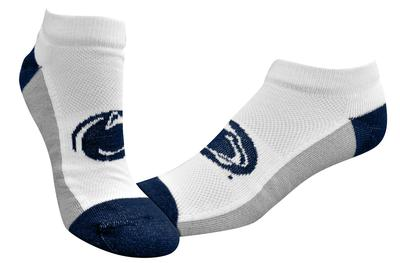 Mojo - Penn State Adult Low Cut 5K Socks
