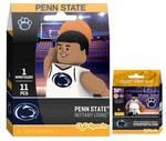 Penn State Basketball Player Minifigure