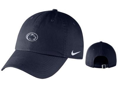 NIKE - Penn State Nike Adult H86 Small Logo Hat