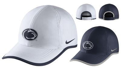 c7c17a44d46 Penn State Nike Adult Aerobill Featherlight Hat Item   35778HATAROBILL