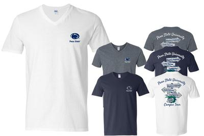 The Family Clothesline - Penn State Women's Campus Tour T-Shirt