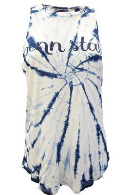 Press Box - Penn State Women's Blaire Tye Dye Tank