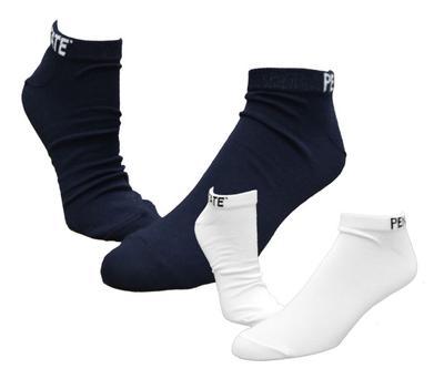 Mojo - Penn State Low Cut Logo Socks