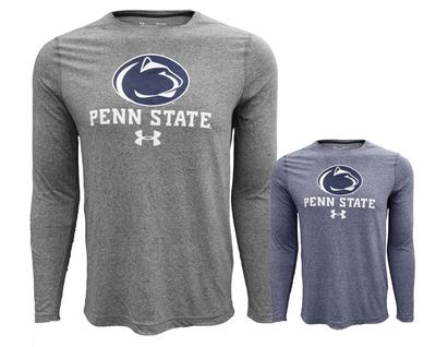 UNDER ARMOUR - Penn State Under Armour Men's Threadborne Long Sleeve