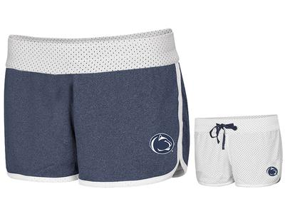 Colosseum - Penn State Women's Racine Belle Reversible Shorts
