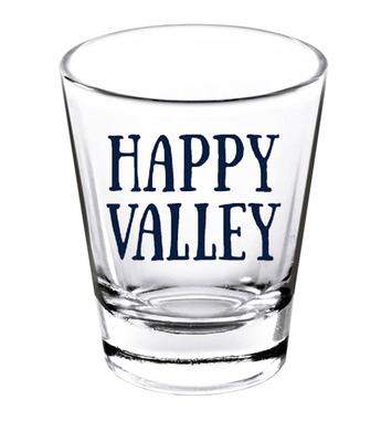 Neil Enterprises - 1.75 oz Happy Valley Glass