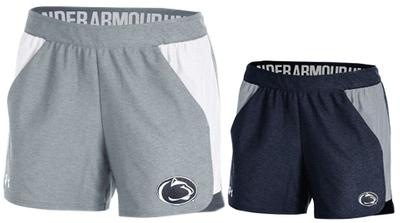 UNDER ARMOUR - Penn State Under Armour Women's Playoff Shorts