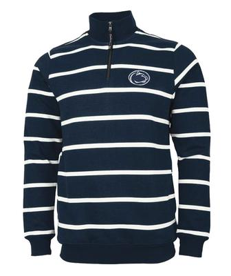 The Family Clothesline - Penn State Adult Crosswind Quarter Zip