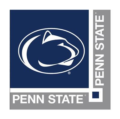 Creative Converting - Penn State Logo Beverage Napkins